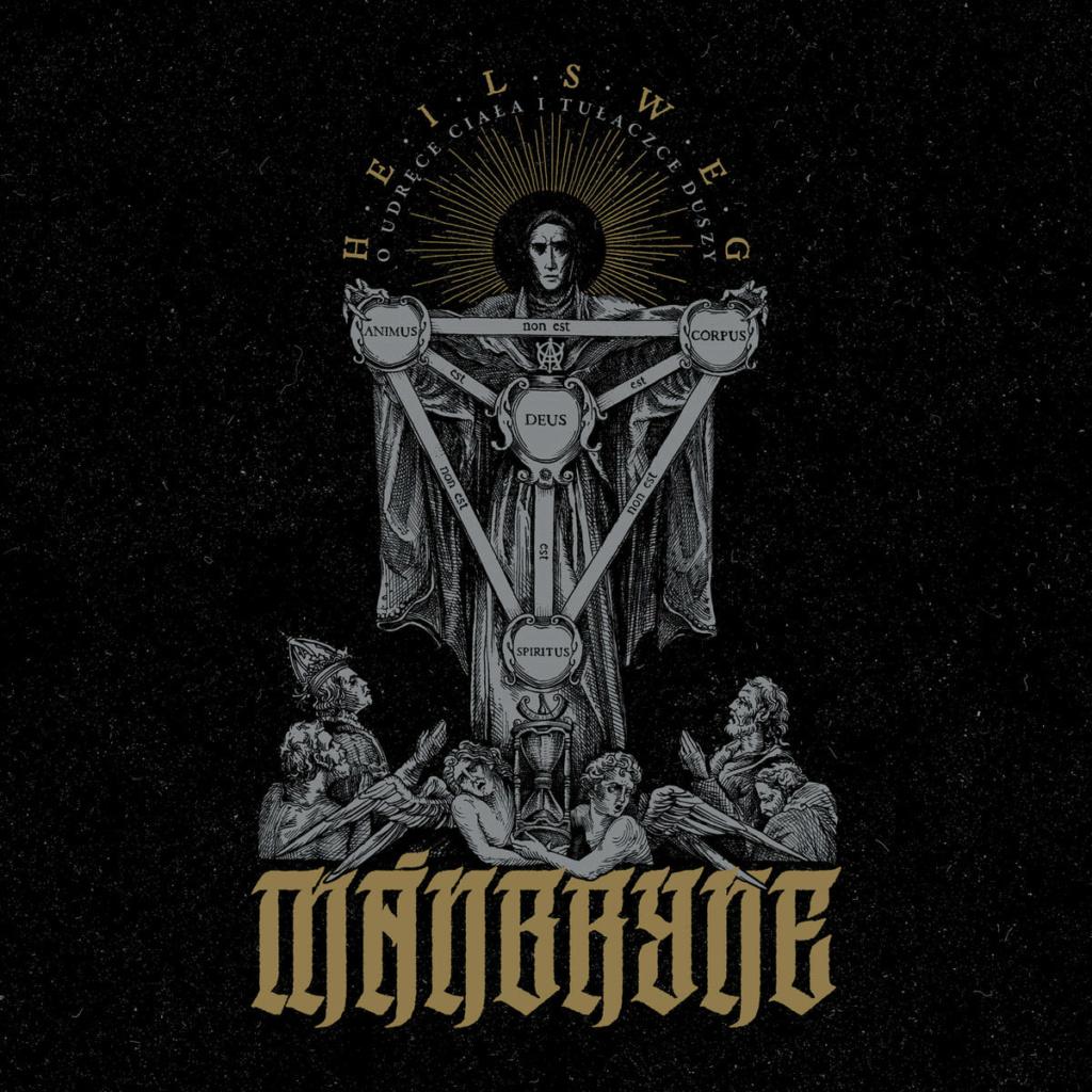 MĀNBRYNE (Back Metal / Pologne) - Leur premier album 17037110
