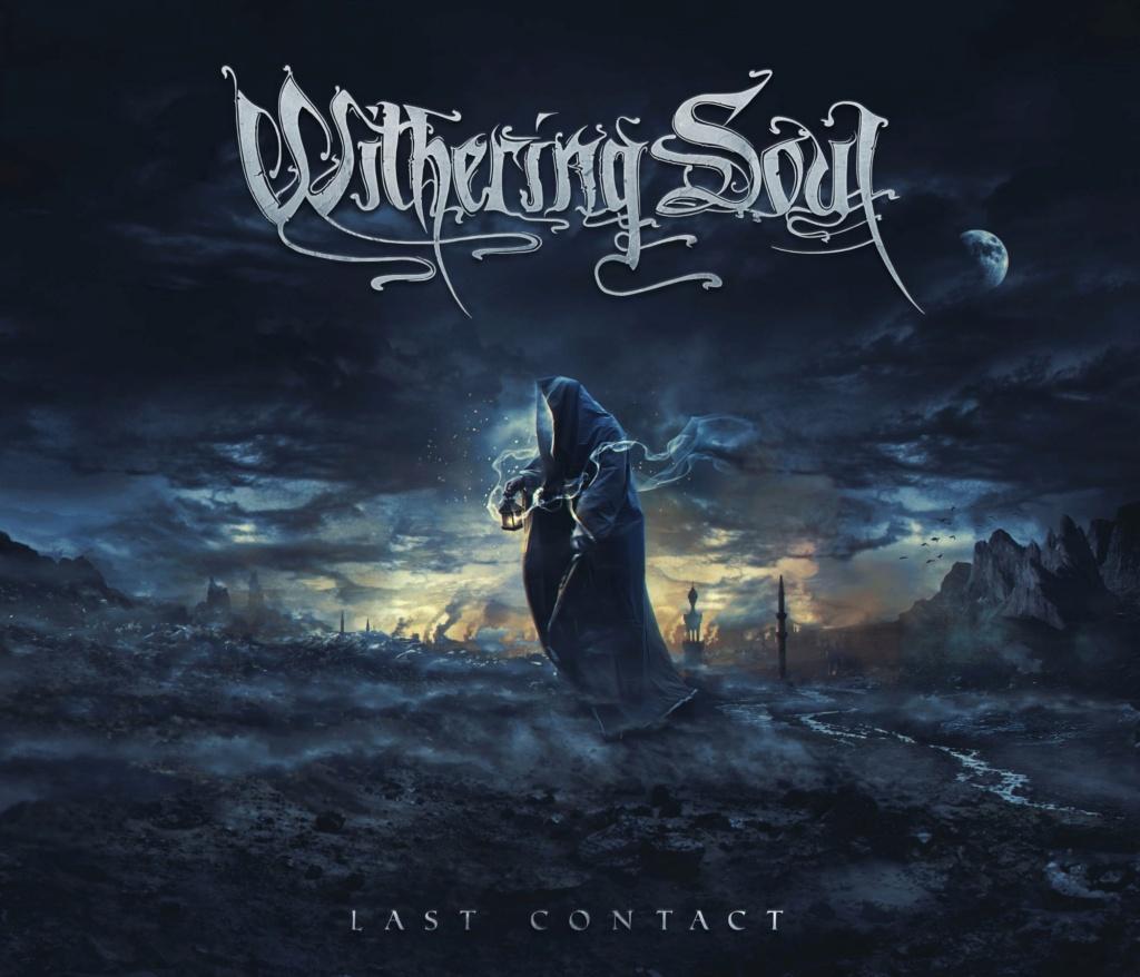 """WITHERING SOUL (Blackened Melo Death / Canada) - """"Last Contact"""", à paraître en septembre 2021 20682511"""