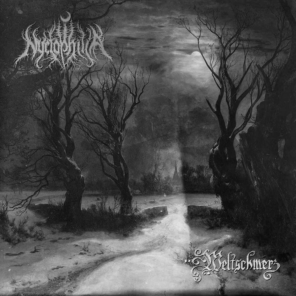 NYCTOPHILIA (Atmospheric Black Metal / Pologne) - Nouvel album bientôt 24244510