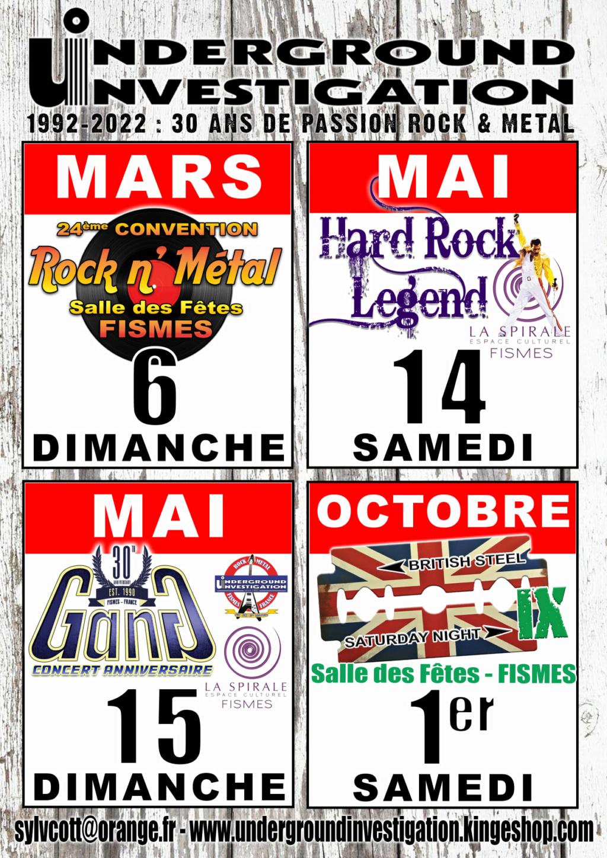 FISMES - les prochaines dates ! 24369610