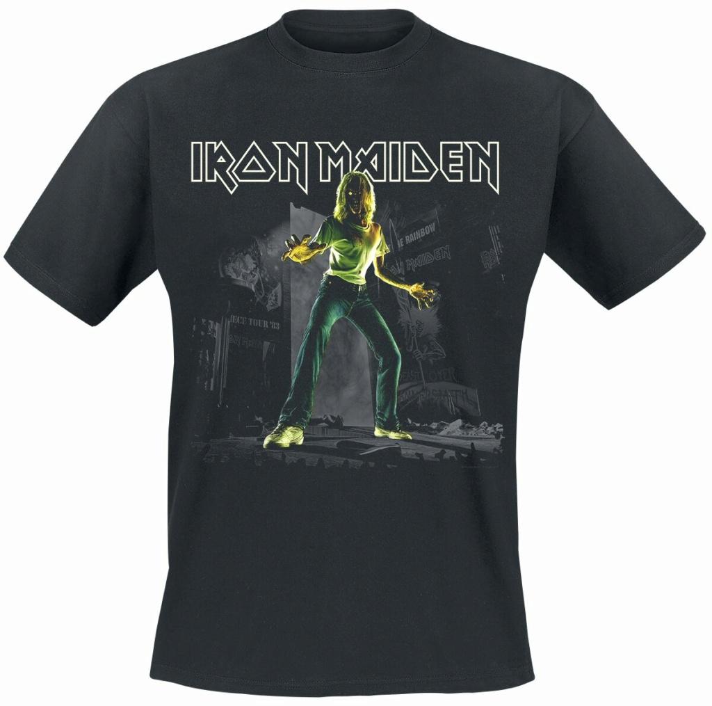 EMP - Des T-Shirts Maiden qui brillent dans le noir ! 49403010
