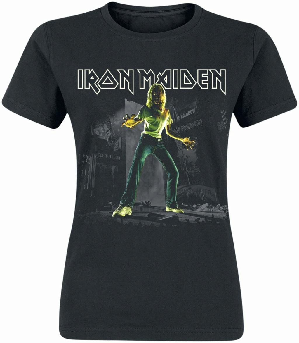 EMP - Des T-Shirts Maiden qui brillent dans le noir ! 49404010