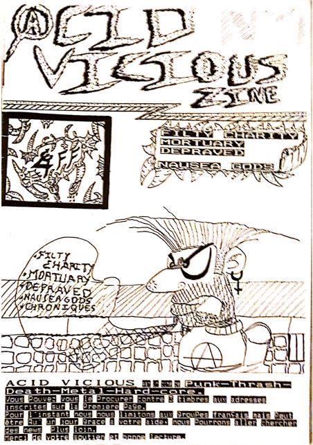 Le fanzine ACID VICIOUS renaît de ses cendres 59911710