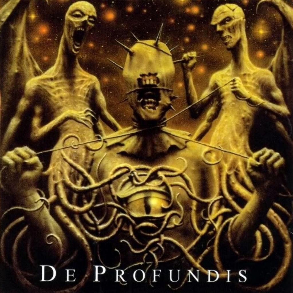 """[Report printemps 2021] VADER - Réédition de l'album """"De Profundis"""" fin 2020... dans tous les formats ! 654111"""