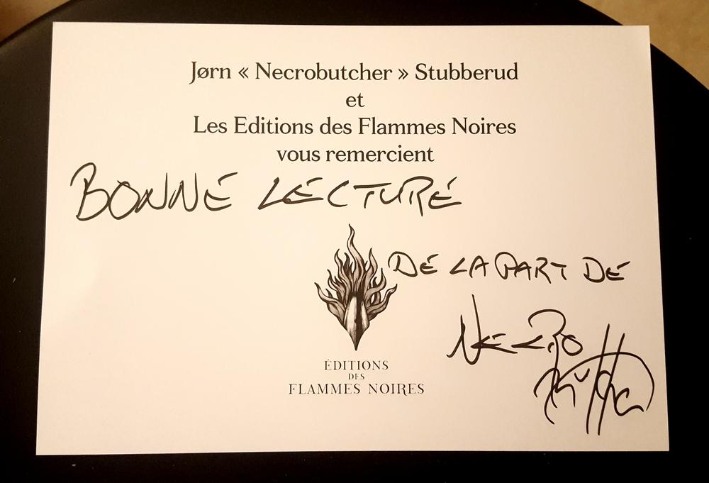 Editions des FLAMMES NOIRES 68164_10