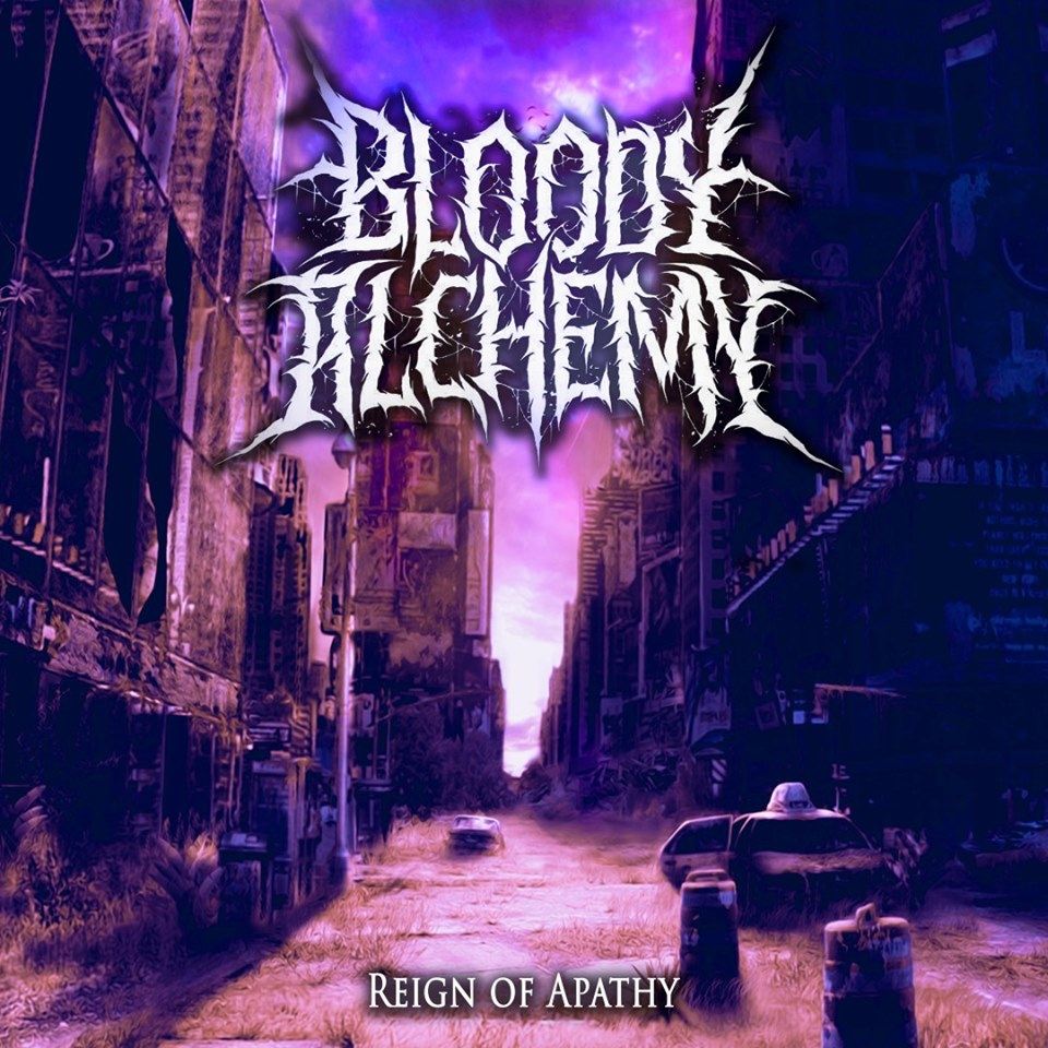 "BLOODY ALCHEMY ""Reign Of Apathy"" nouvel album (2019) 75111910"