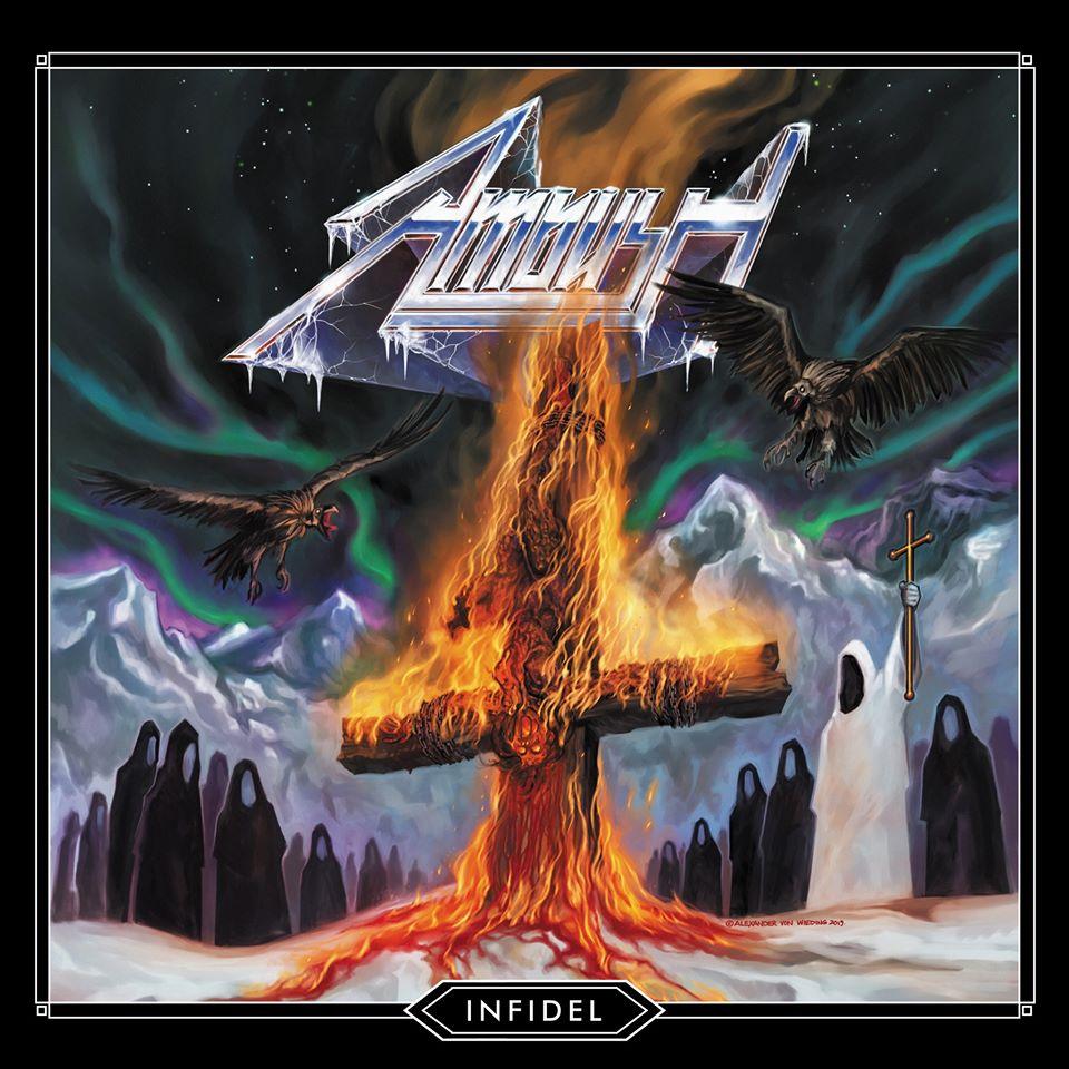 AMBUSH (Heavy Metal - Suède) annonce son prochain album ! 76676110