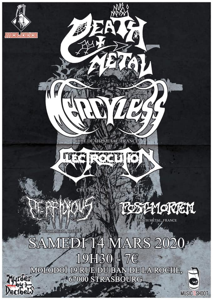 02-10-2020 - Concert au Molodoï, Strasbourg - Avec Murder By Decibels asso 84181410
