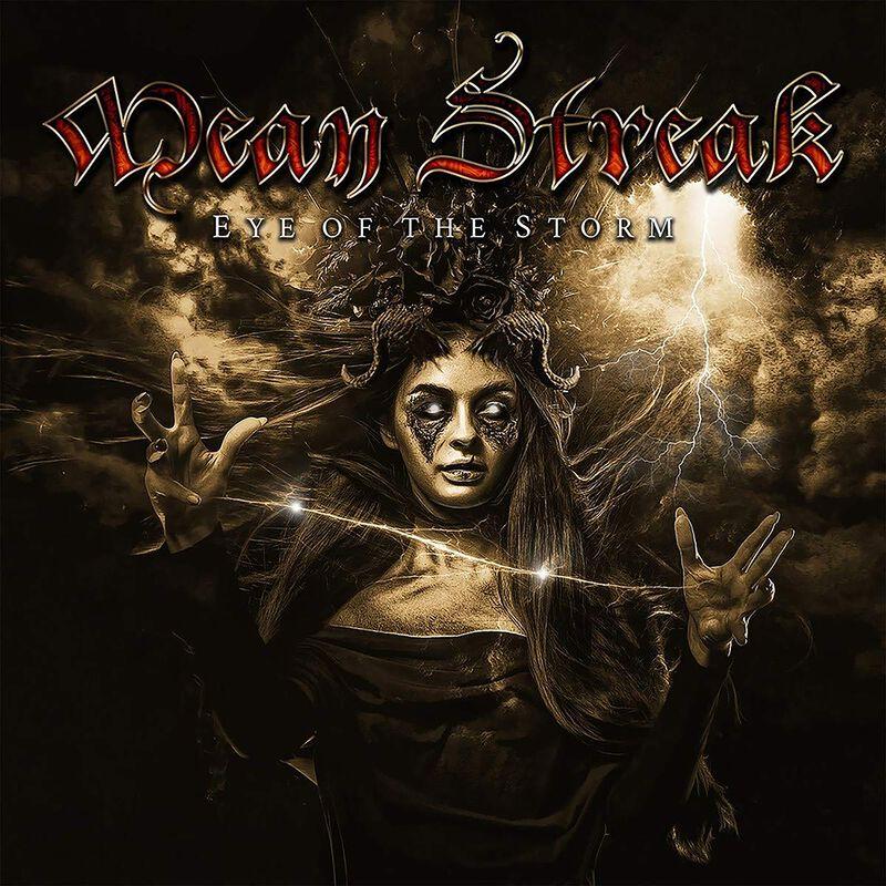 "MEAN STREAK - (Heavy Metal / Suède) - Nouvel album ""Eye of the Storm"" 86087210"