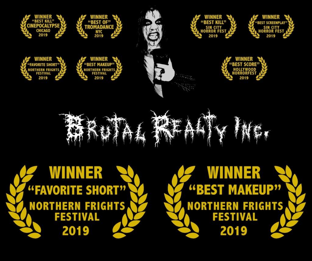BRUTAL REALTY, INC (2019) Film satire sur le Black Métal ... 88081110