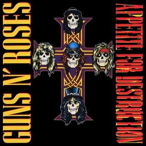 Guns N' Roses - Appetite For Destruction 91kss-10