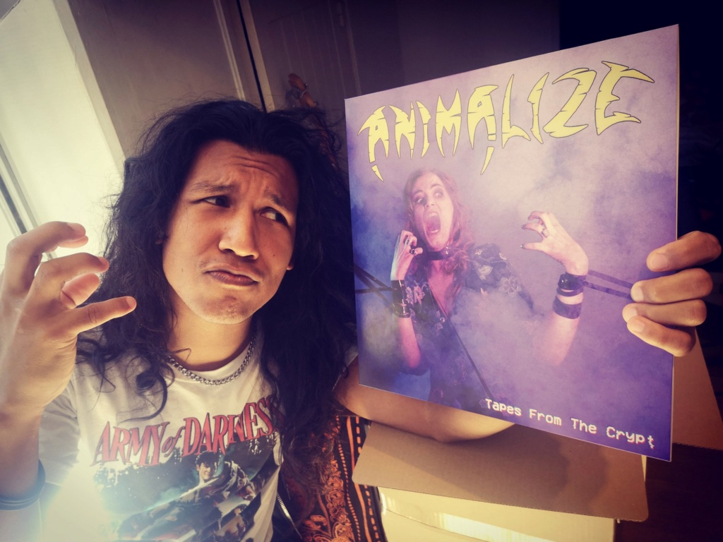 ANIMALIZE - Tapes From The Crypt 94016110