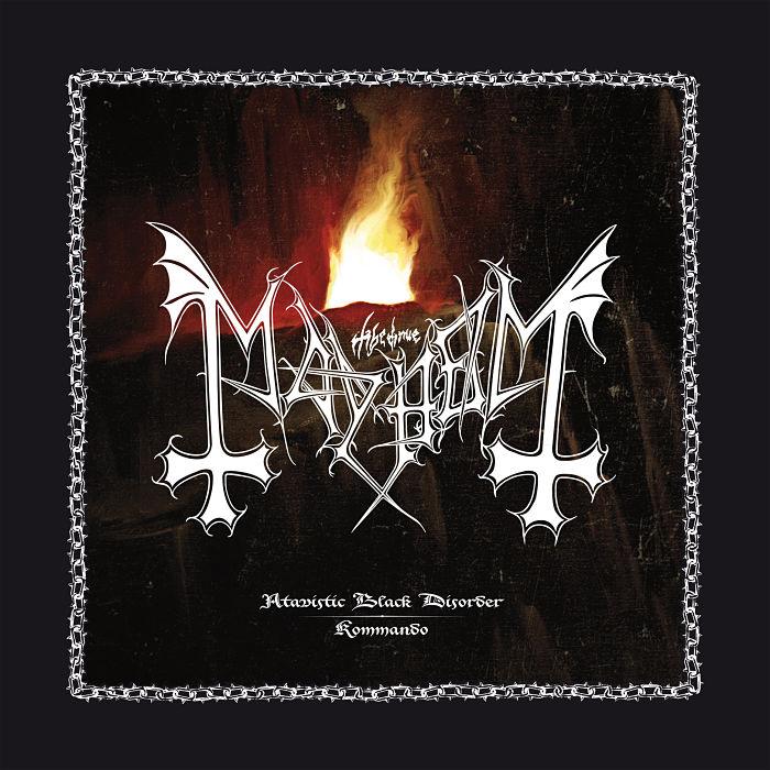 "MAYHEM (Black Metal / Norvège) : Nouvel EP ""Atavistic Disorder / Commando"" 94588610"