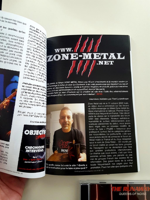 Le fanzine UNDERGROUND INVESTIGATION - Page 3 96871810