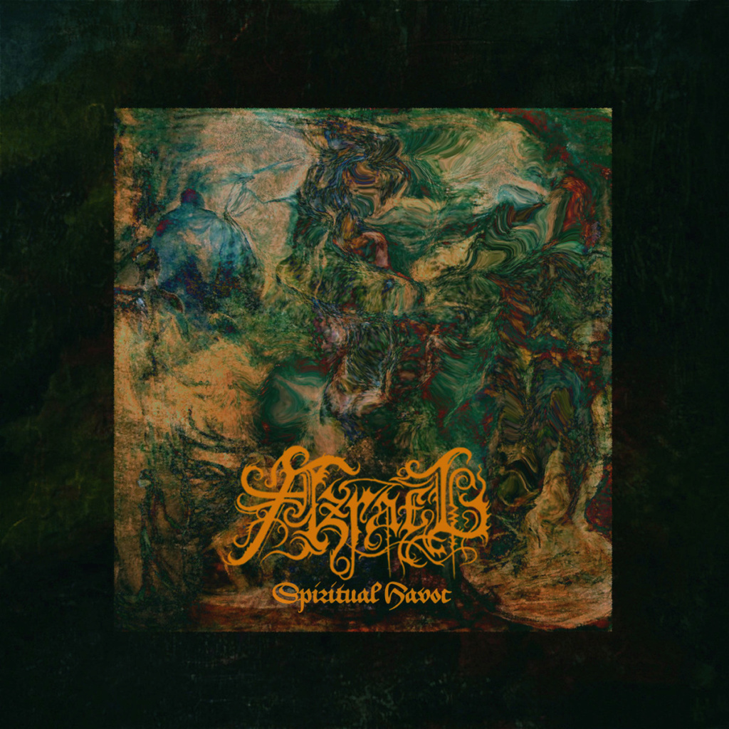 AZRAEL (Black Metal - Indonésie) sort son 1er morceau A1338410