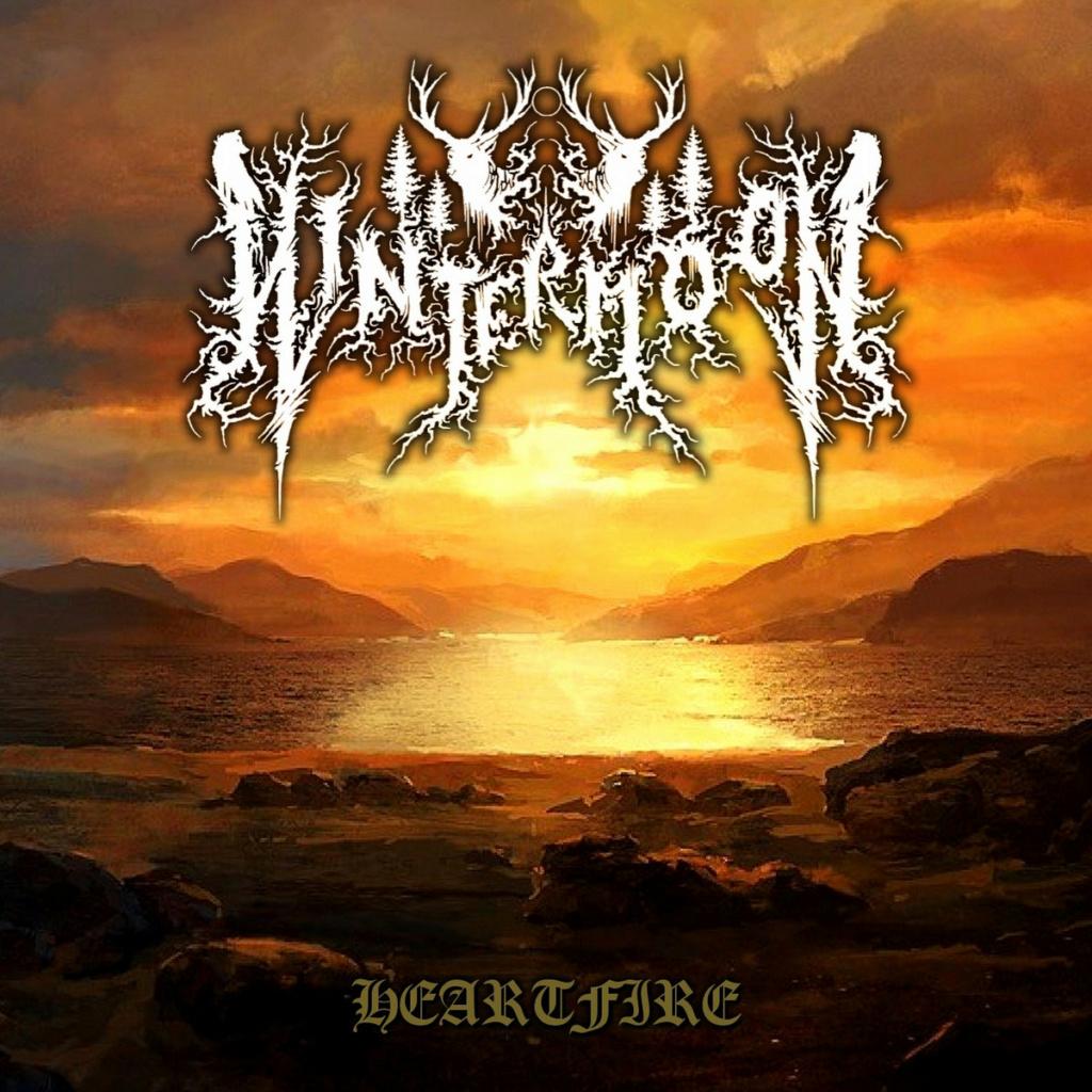 """WINTERMOON - Black Metal - """"Heartfire"""" (EP) en octobre dernier A2449210"""