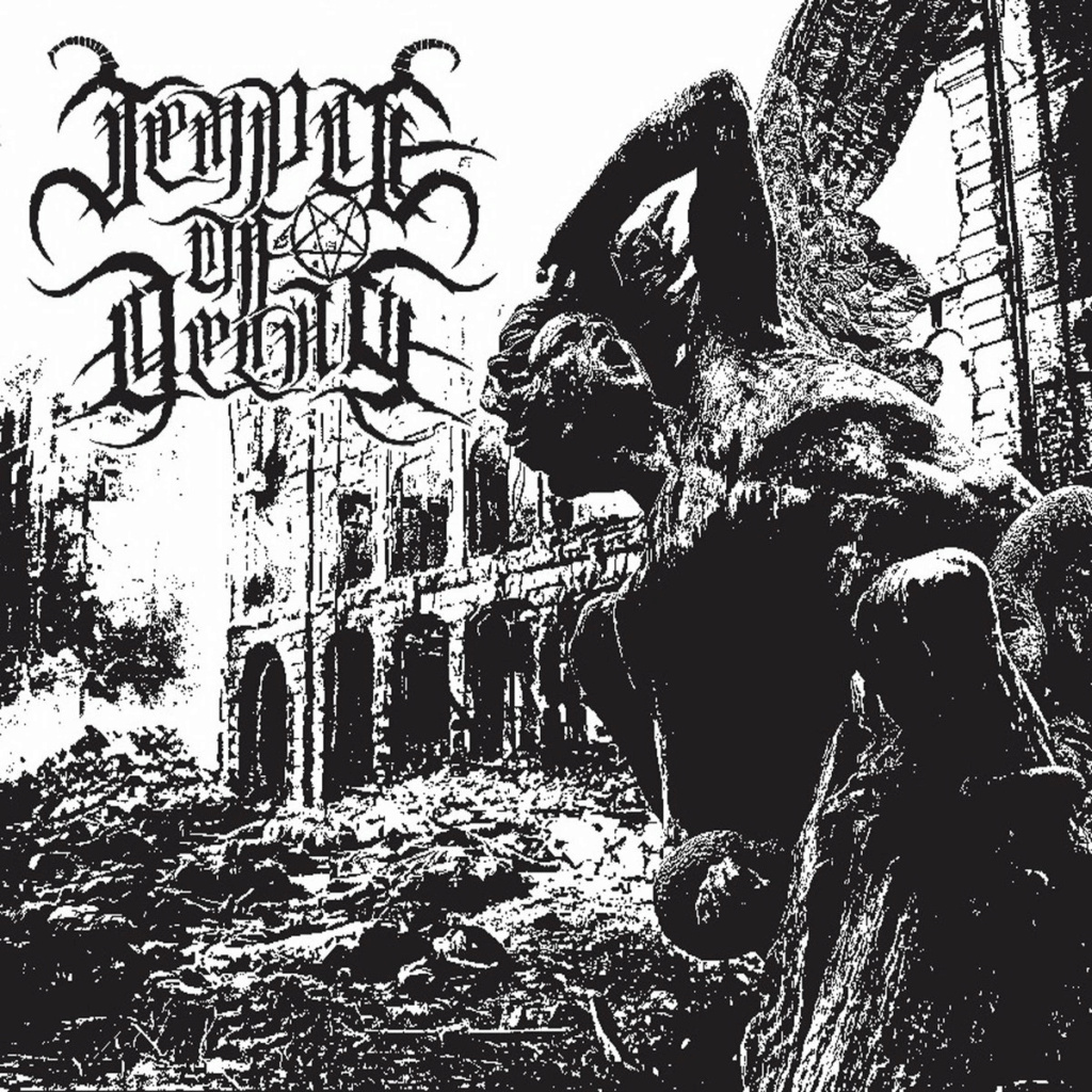 TEMPLE OF DECAY (Black Metal / Pologne) a sorti son premier EP A2718710