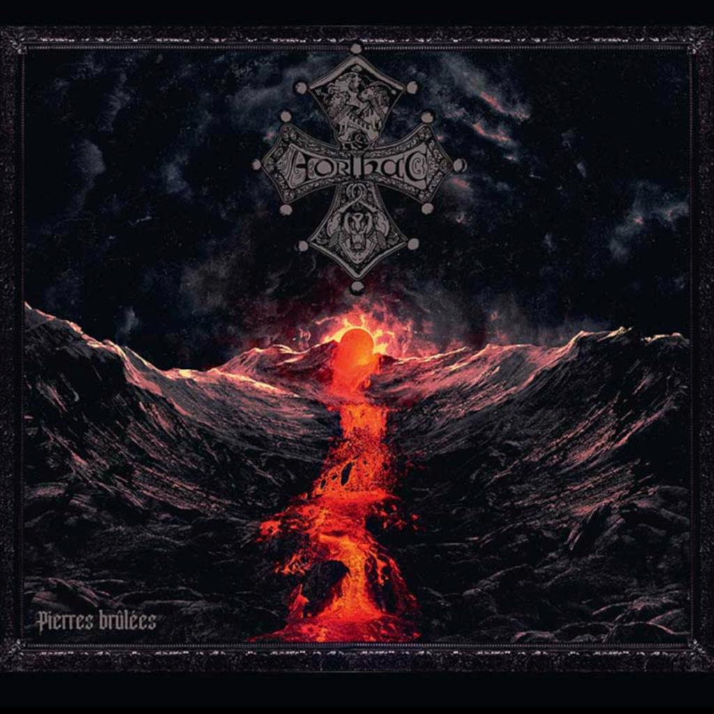 """AORLHAC (Black Metal) - """"Pierres Brûlées"""" A2890910"""