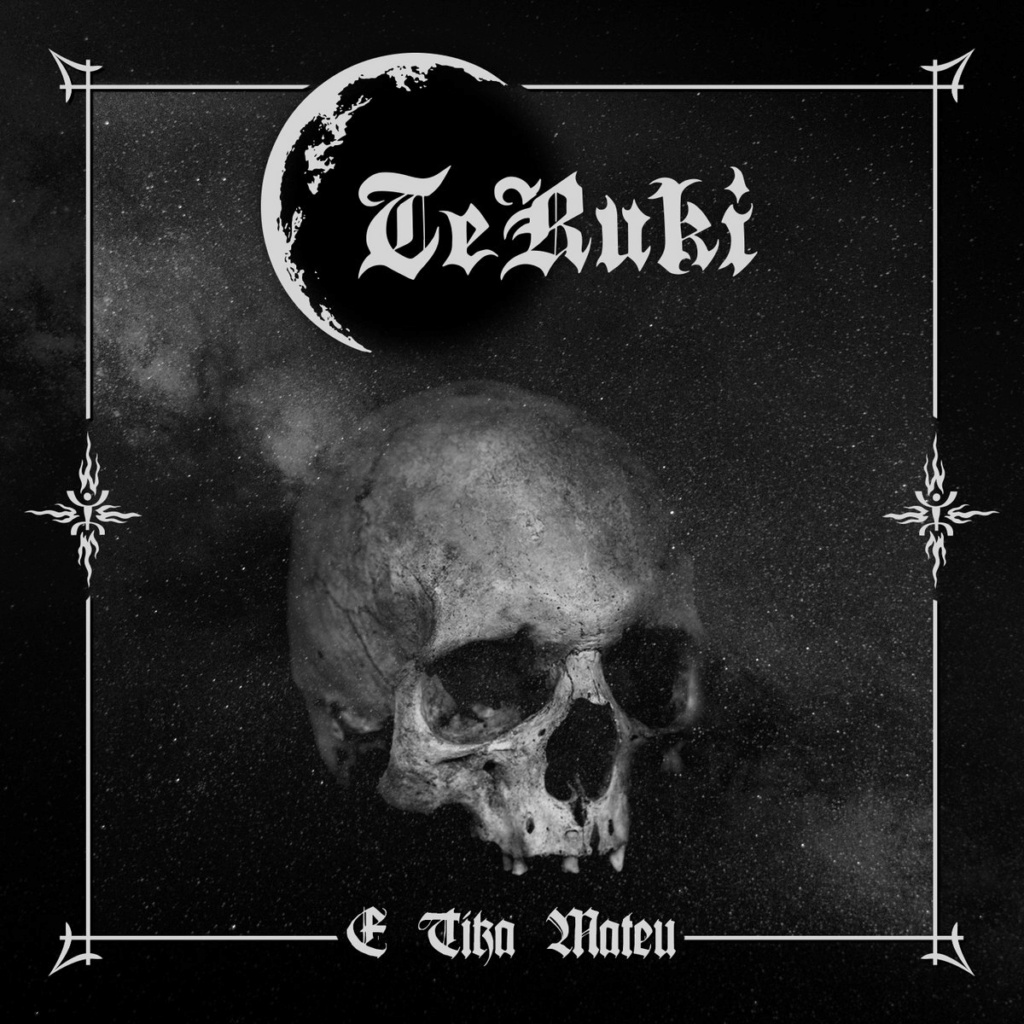 TE RUKI - Black Metal / Polynésie : Leur 1er EP ! A3702810