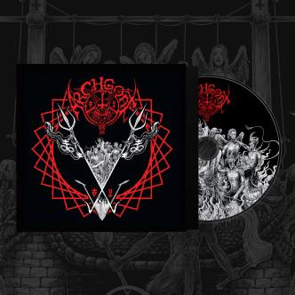 "ARCHGOAT (Black-Death / Finlande) - Nouvel album """"Worship the Eternal Darkness"", pour novembre 2021 Archgo16"