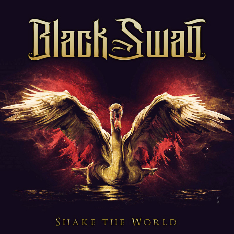 "BLACK SWAN "" Shake The World "" le 14 Février 2021 Blacks10"