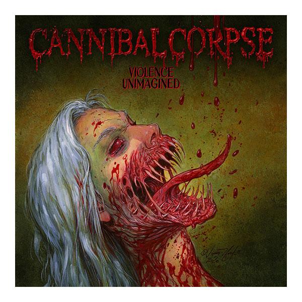 """CANNIBAL CORPSE (Death Metal / USA) - """"Violence Unimagined"""" en pré-commande Cover12"""