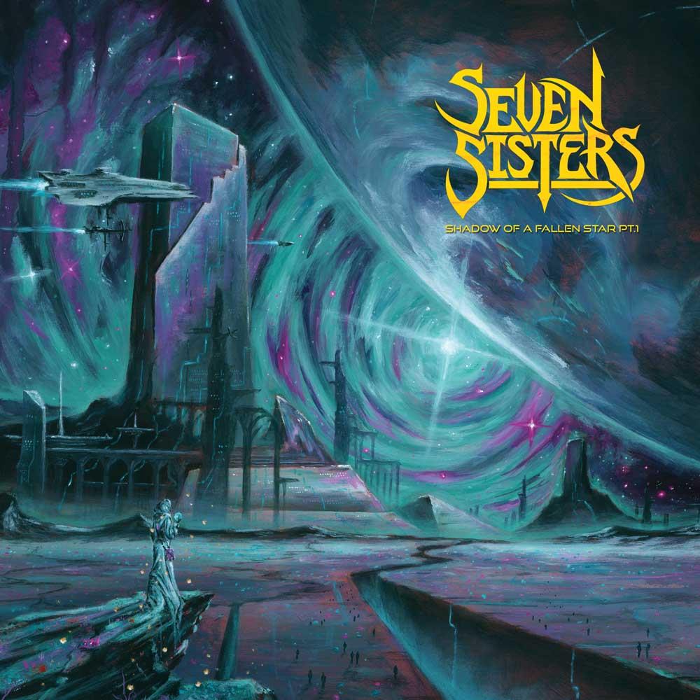 SEVEN SISTERS (Heavy Metal / UK) - Nouvel album en pré-commande ! Diss0110
