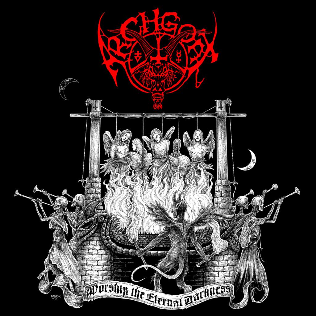 """ARCHGOAT (Black-Death / Finlande) - Nouvel album """"""""Worship the Eternal Darkness"""", pour novembre 2021 Dmp02110"""