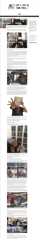 Interview de Sébastien, des labels Triumph ov Death et La Fin du Monde Index12