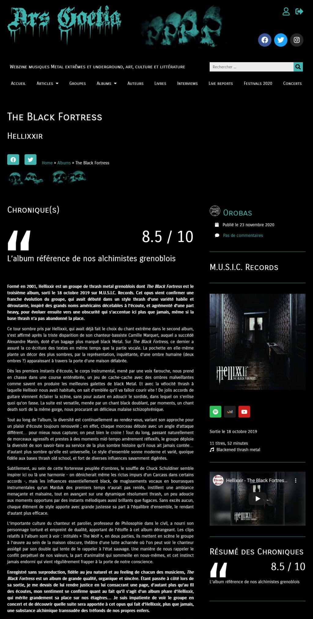 "HELLIXXIR - ""The Black Fortress"" Index17"