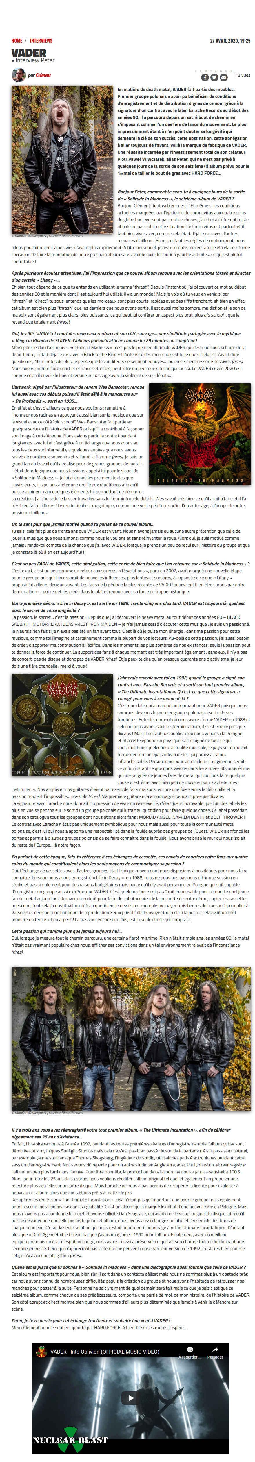 VADER - Interview de Peter par Hard Force Magazine Itw_va10