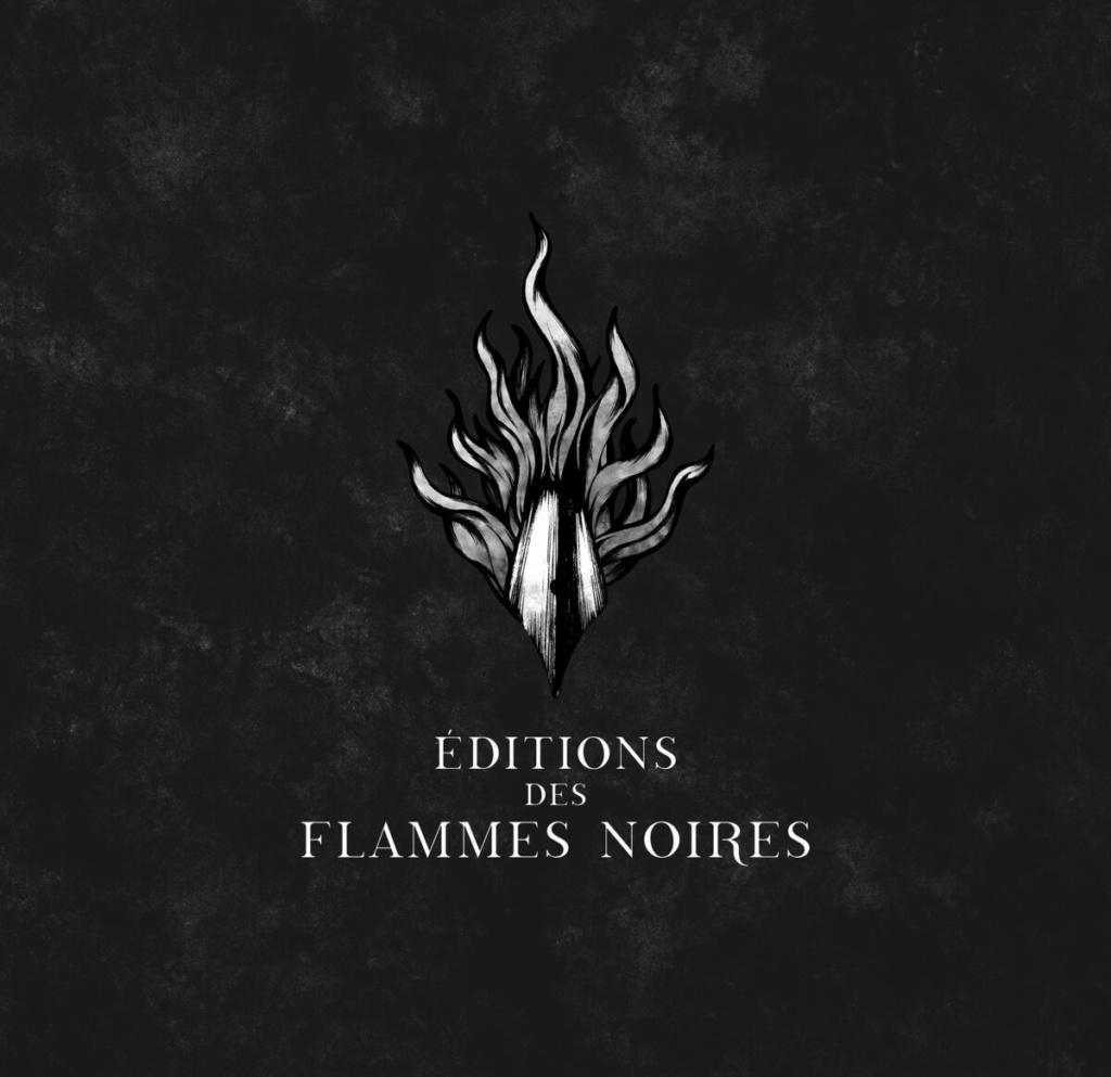 Editions des Flammes Noires Logo-e11