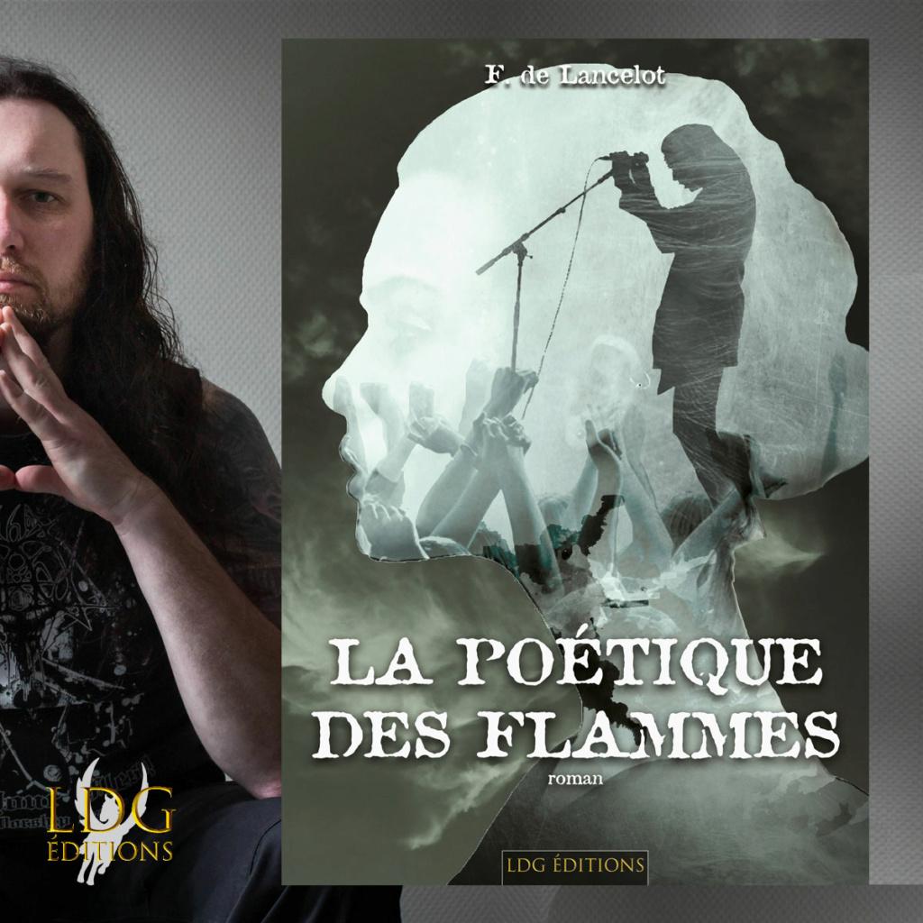 """""""La Poétique des Flammes"""", de F. de Lancelot Poetiq10"""