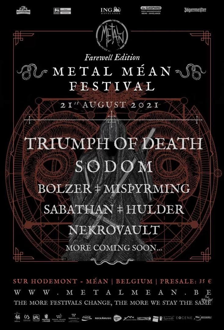 Metal Mean festival - Namur, Belgique - Sodom, Hulder, Misþyrming... Sans_101