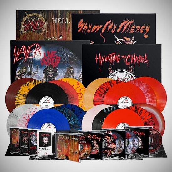 SLAYER - Réédition du catalogue Metal Blade Records - le 22 octobre 2021 Slayer10