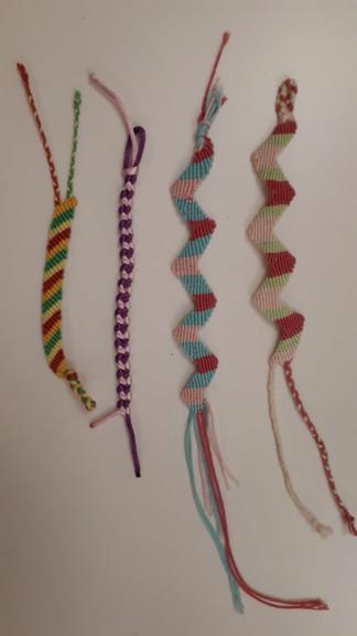 Ludivine - Mes Bracelets! 20181013