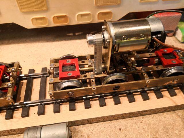 Diesellok V320 / Spur1 Img_2028