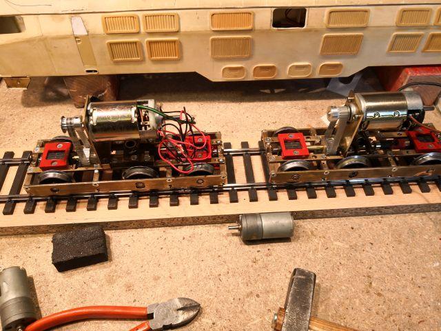 Diesellok V320 / Spur1 Img_2029