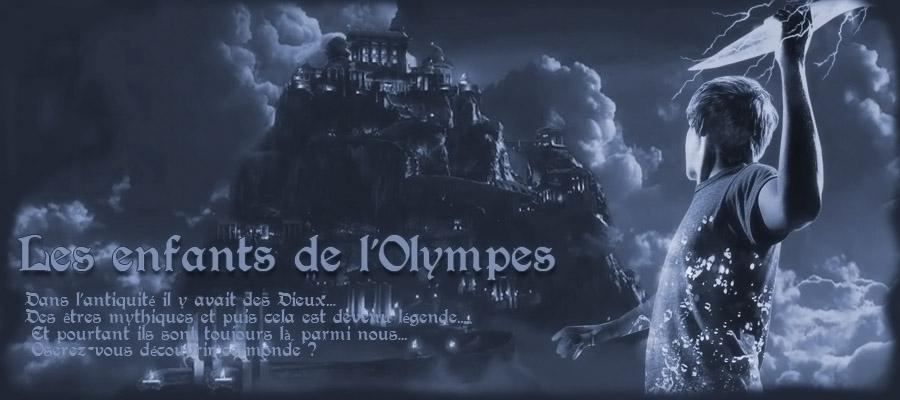 Les enfants de l'Olympe