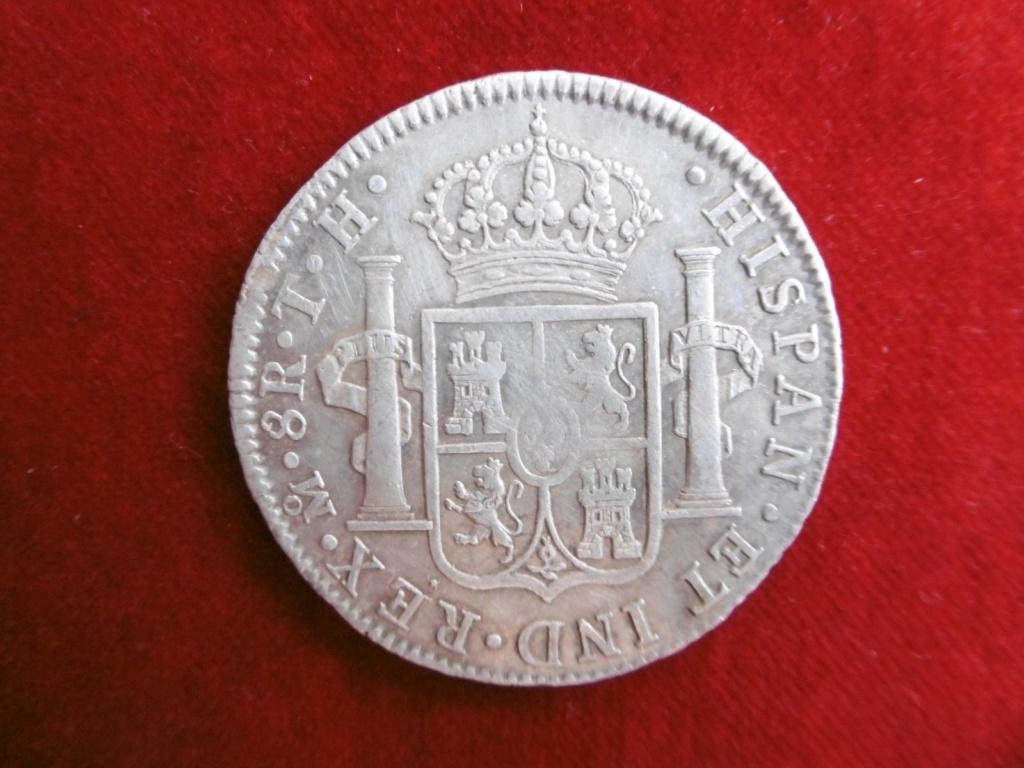 Real A8 de Carlos IV, (1804 México T.H) S-l16011