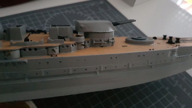 Hobby BOSS - USS ARIZONA BB-39 1/350ème - Page 2 20190216