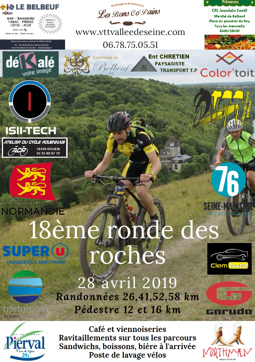 [28 avril 2019] Ronde des Roches 2019 Affich10