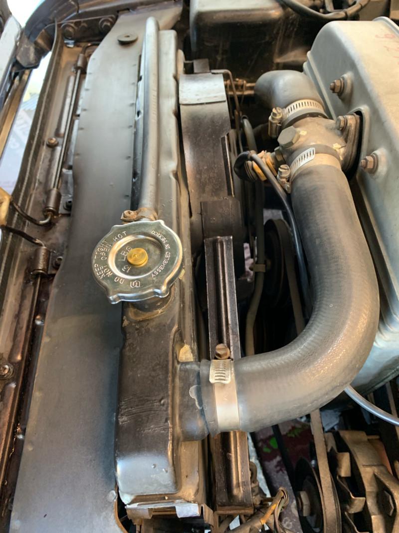 Bouchon de radiateur 15497018