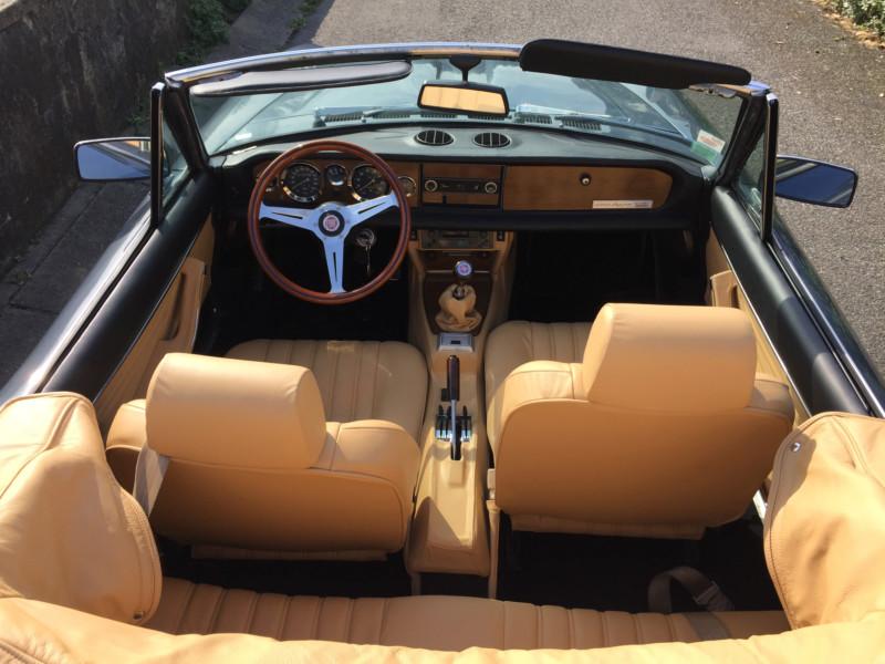 Fiat Spider cso 2000 de 1981 15497111