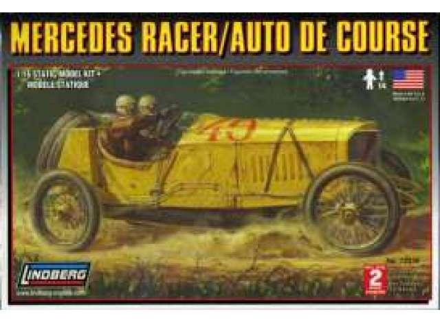 Mercedes Racer 1914  [Lindberg 1/16] 21593510