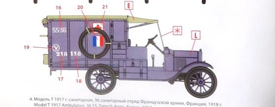 Ford T 1917 Ambulance [ICM 1/35] Fr10
