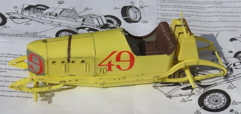 Mercedes Racer 1914  [Lindberg 1/16] Img_3319