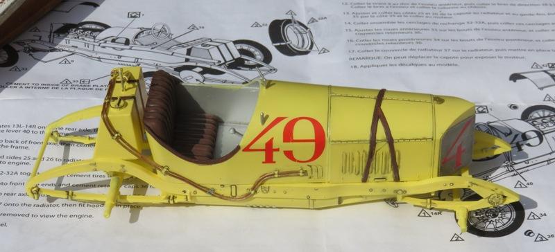 Mercedes Racer 1914  [Lindberg 1/16] Img_3320