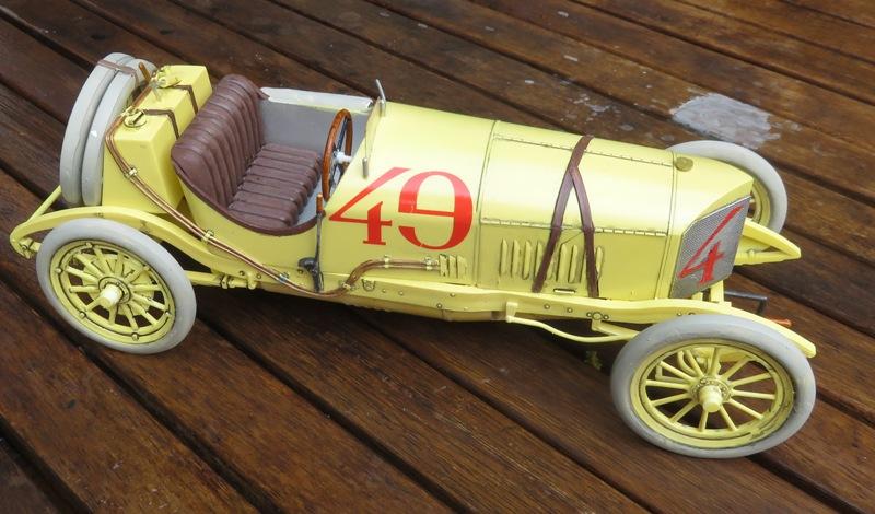 Mercedes Racer 1914  [Lindberg 1/16] Img_3322