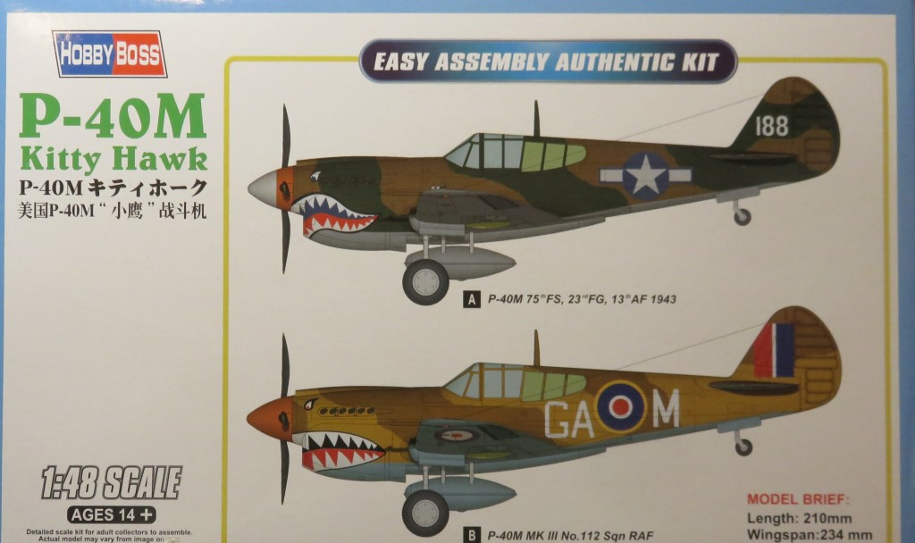 Curtiss P-40F/L [1/48 HOBBYBOSS] Img_3410